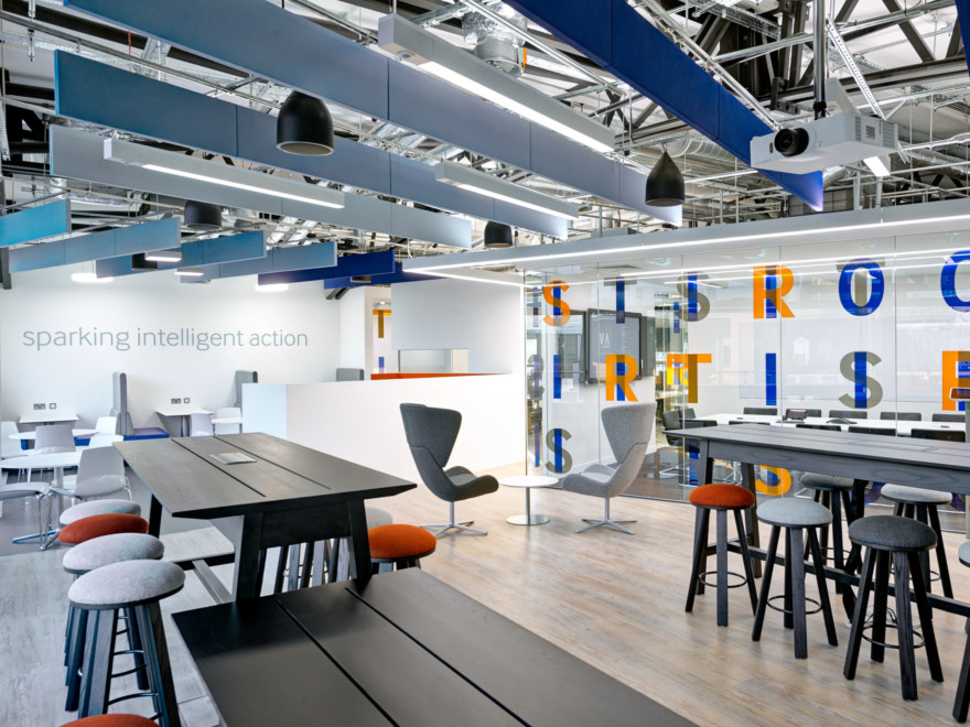 break out are office design and fit out for ITRS