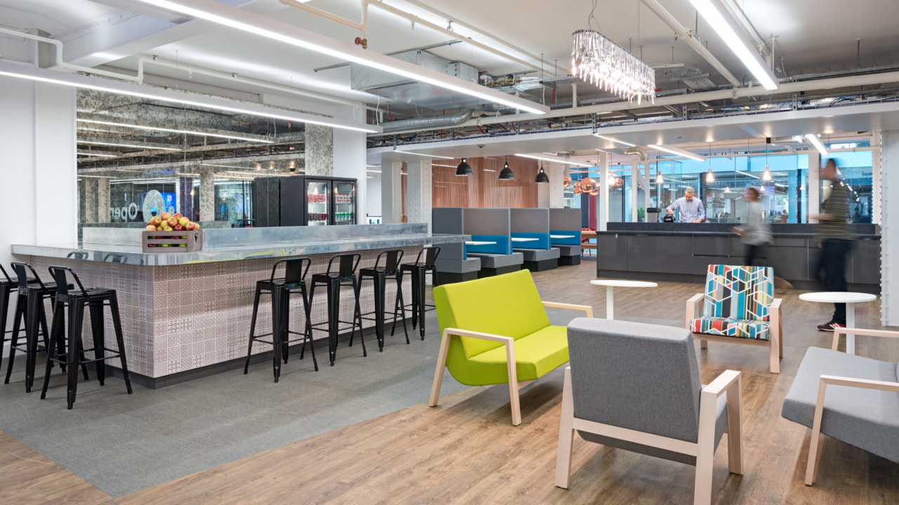office design for open table