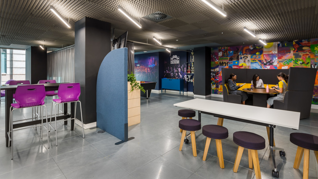 Workplace design and build