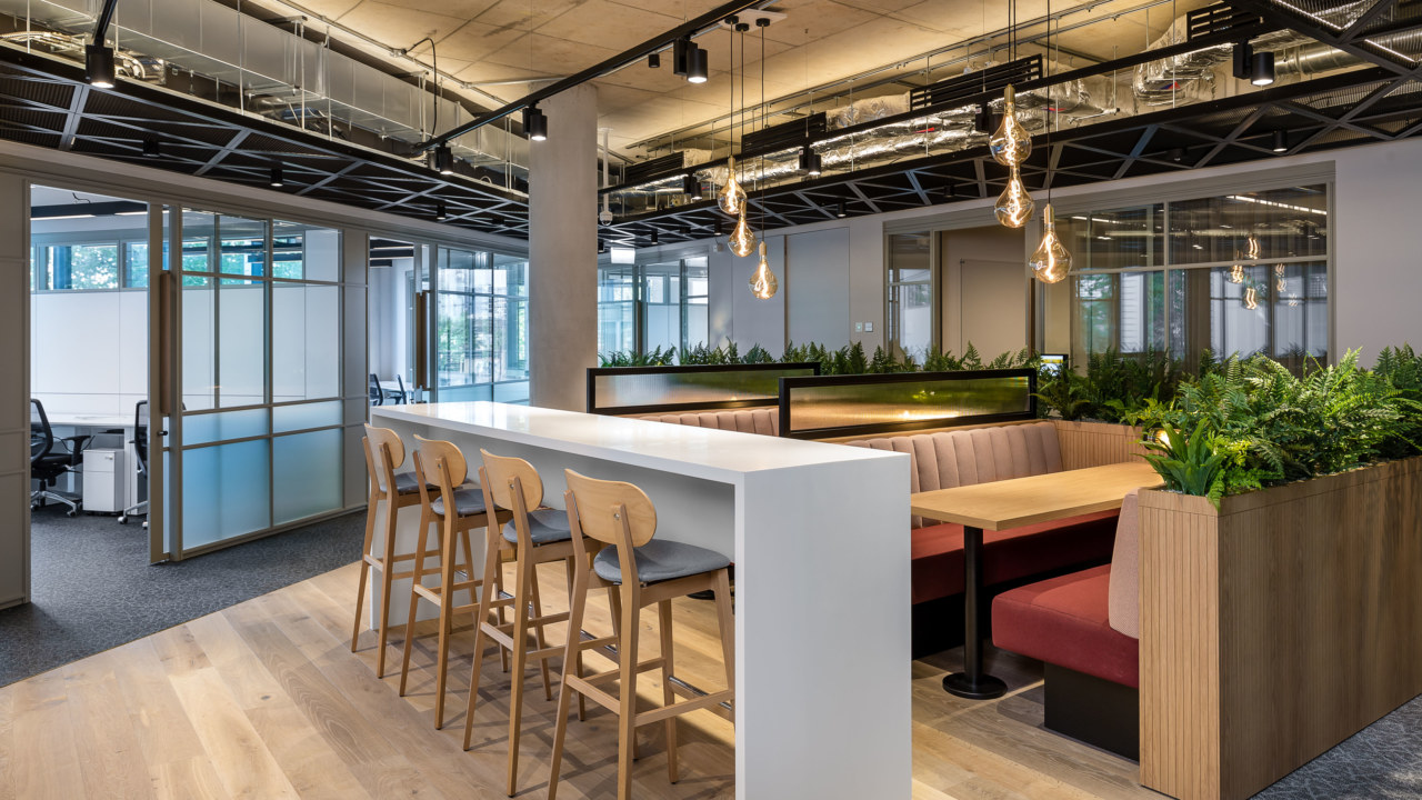 Workplace design post covid-19 for remote working