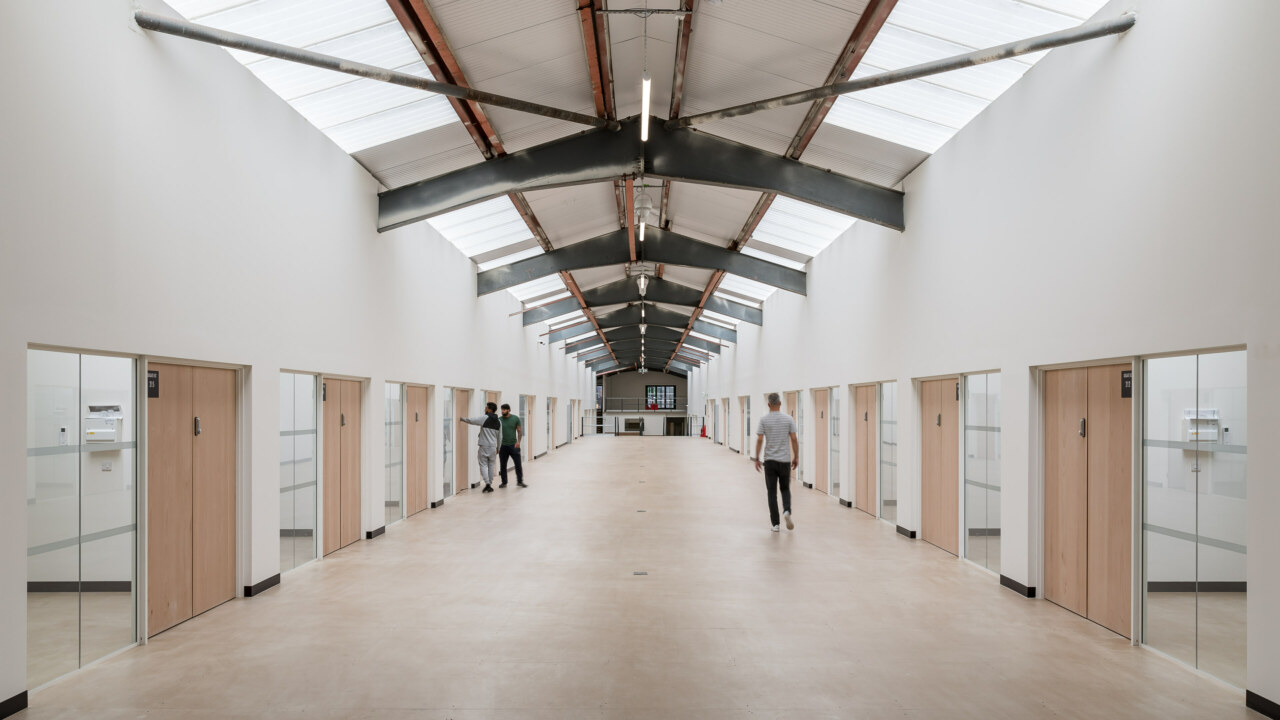 Cat A+ Fit Out for Artistic Spaces